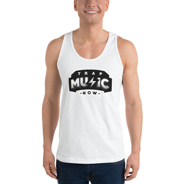 Trap Music Now Classic Tank Top (Unisex)