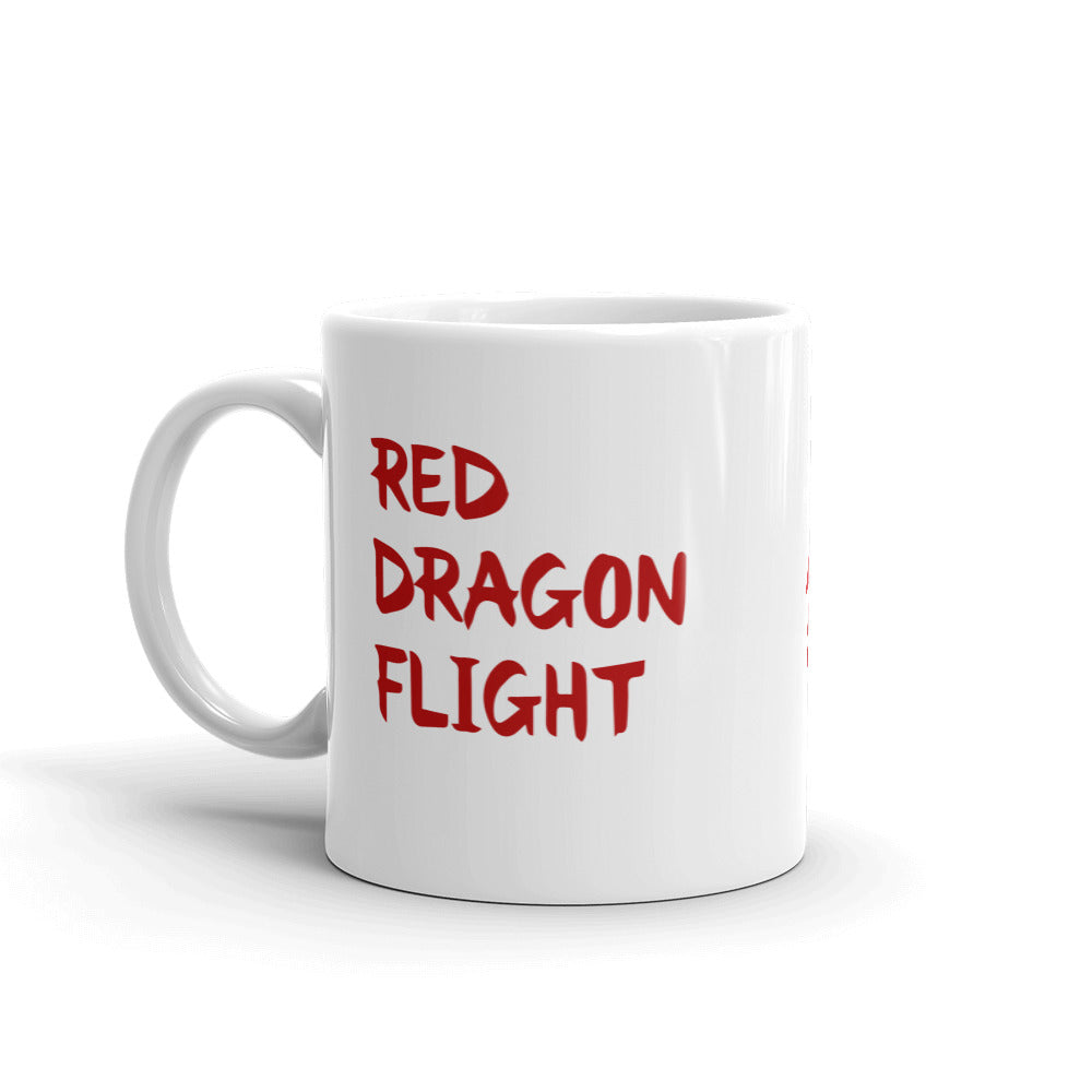 Red Dragon Coffee Mug