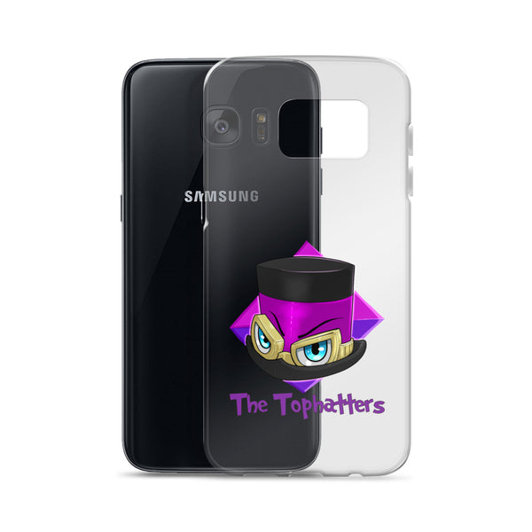 Tophatters Samsung Cases