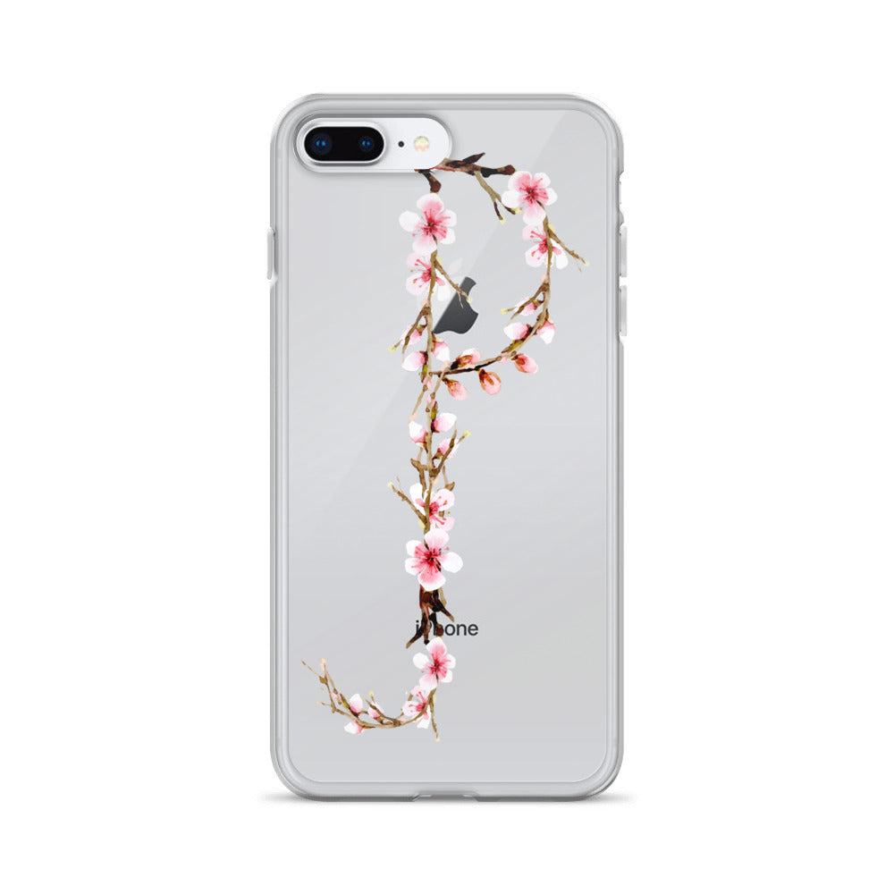 PJ Blossom iPhone Case