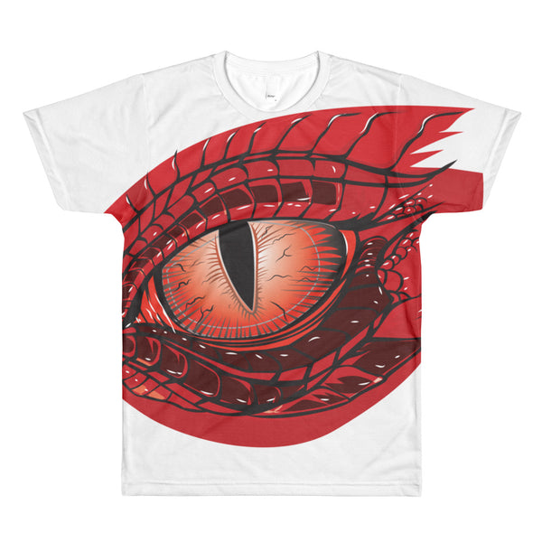 Dragon Eyes T-Shirt by Alliestrasza