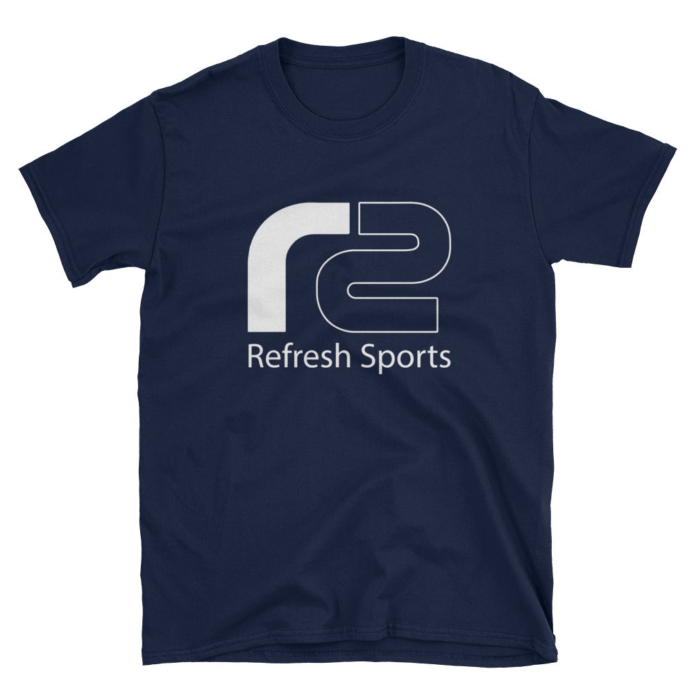 Short-Sleeve Unisex T-Shirt by Refresh Sports