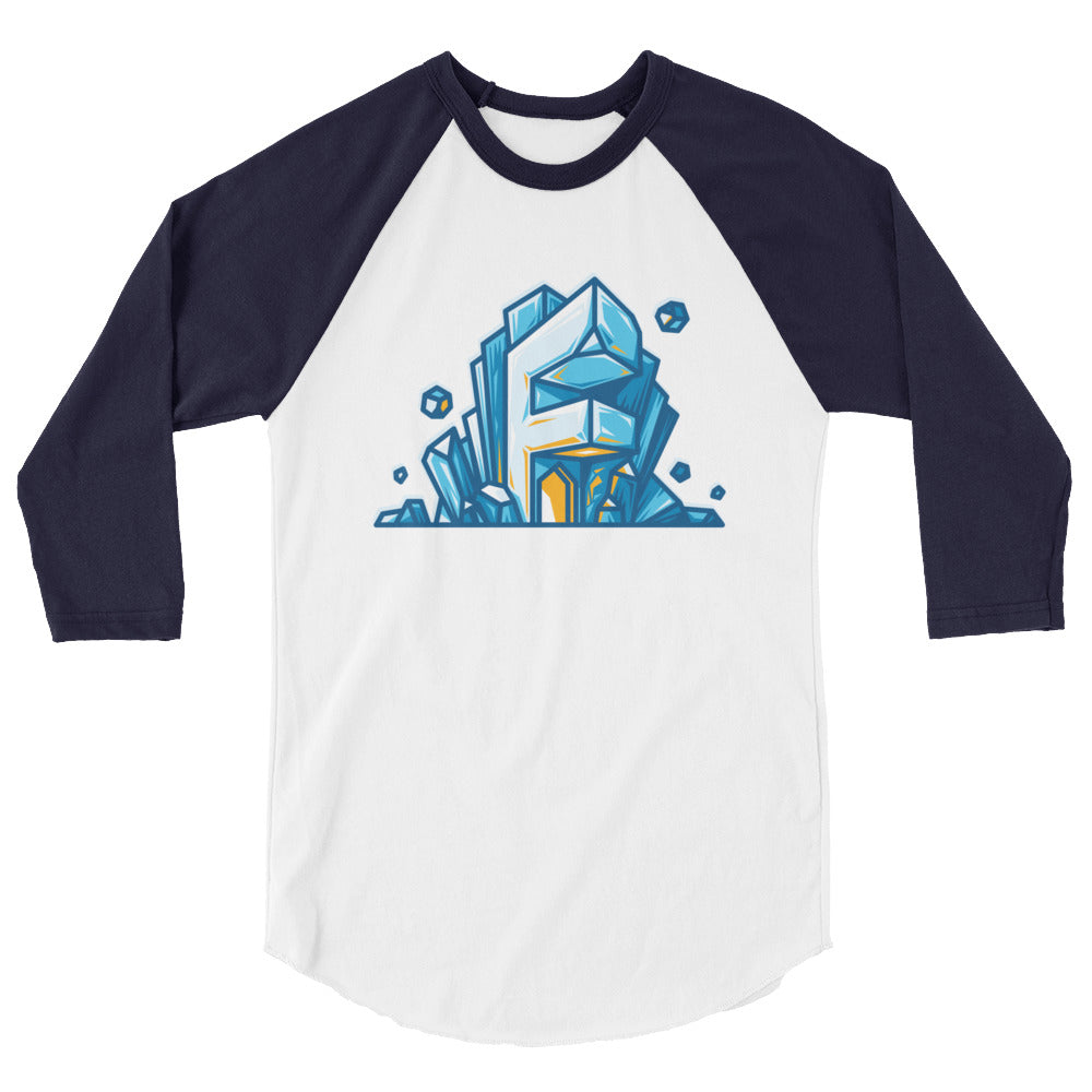 Frozenballz 3/4 Sleeve Raglan Shirt