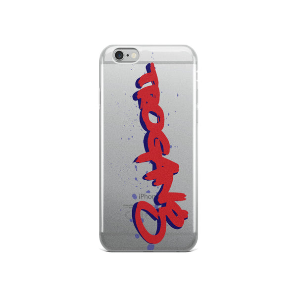 Trogang iPhone Case