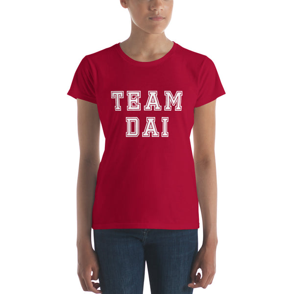 Team Dai Women's Tee - Dare Sundays Apparel by The Janoskians