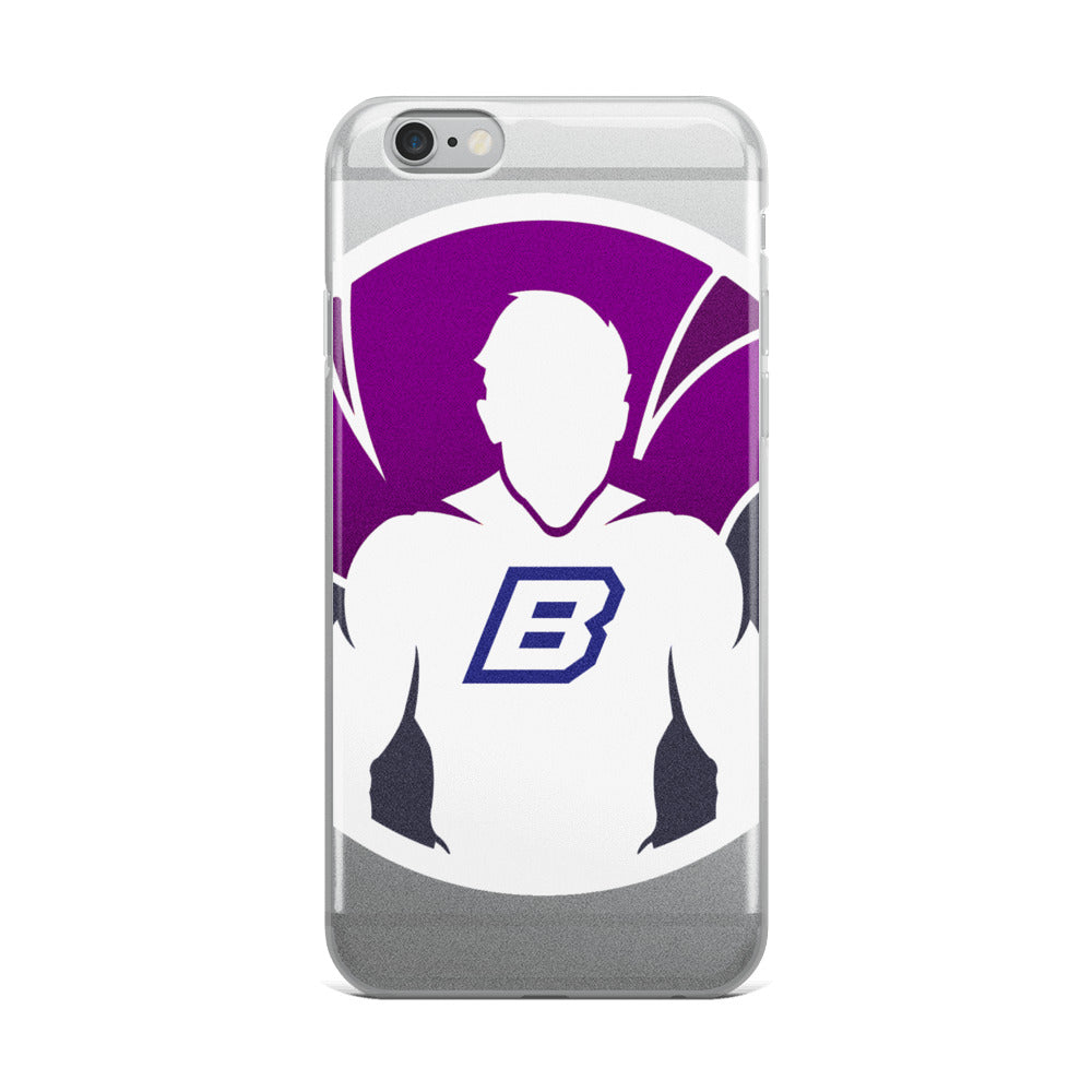 Breakman iPhone Case