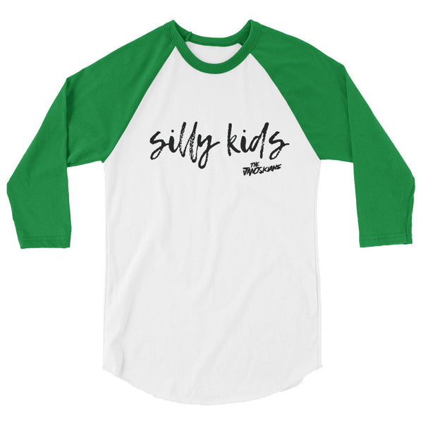 Janoskians Silly Kids Limited Apparel - 3/4 sleeve raglan shirt