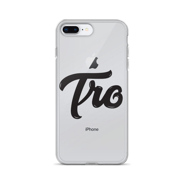 Triggered Tro iPhone Case