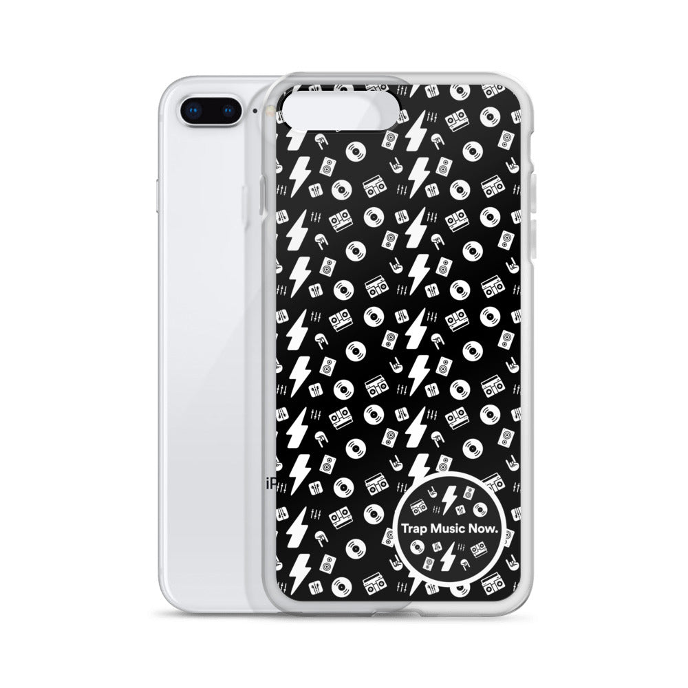 Trap Music Now. Pattern iPhone Cases