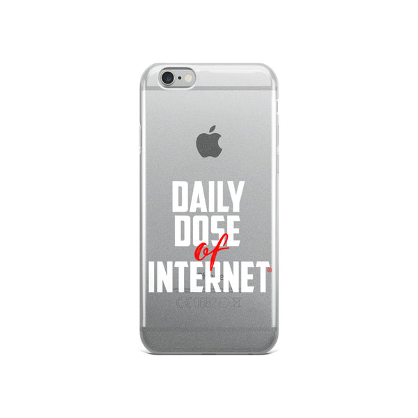 Daily Dose of Internet iPhone Case