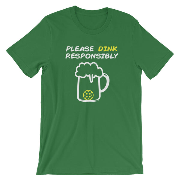 Fun Pickleball and St. Patricks Day T-Shirt