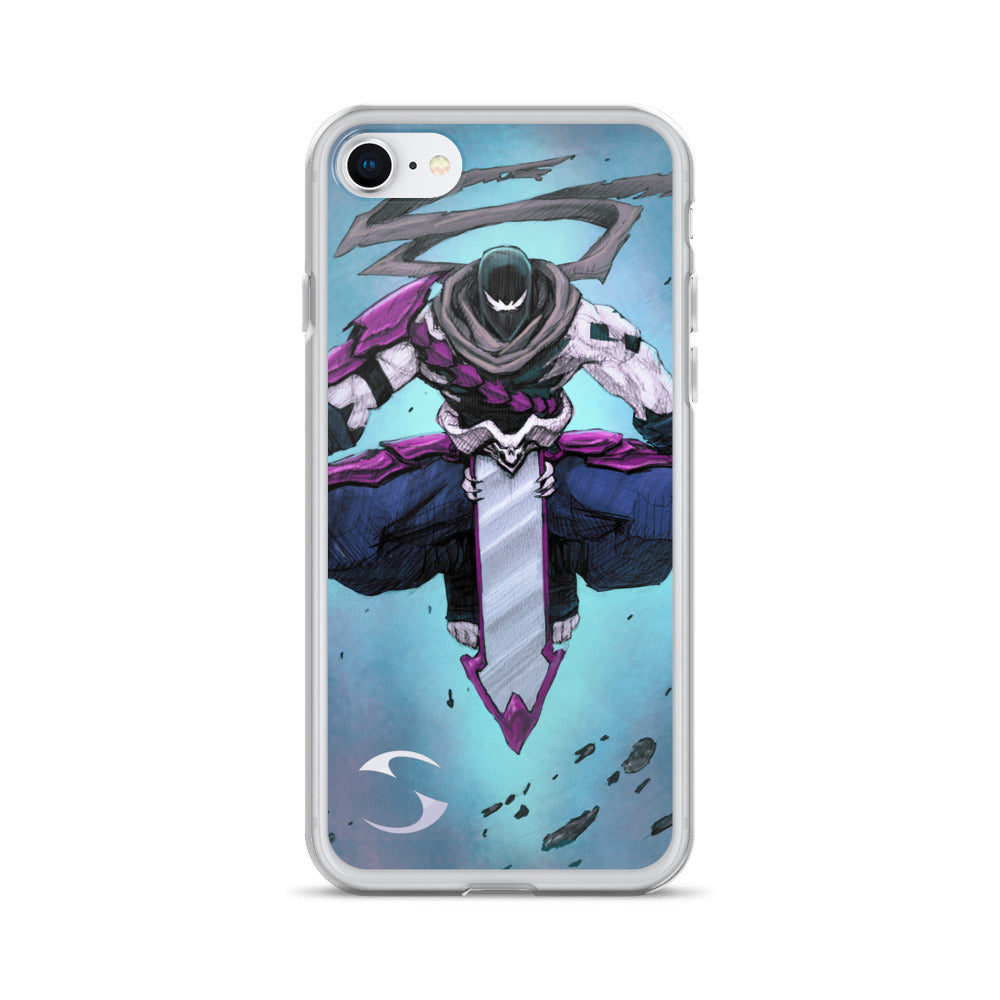 Sycra iPhone Case