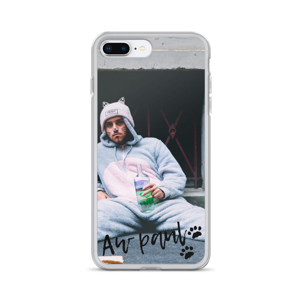 Aw Paul iPhone Cases