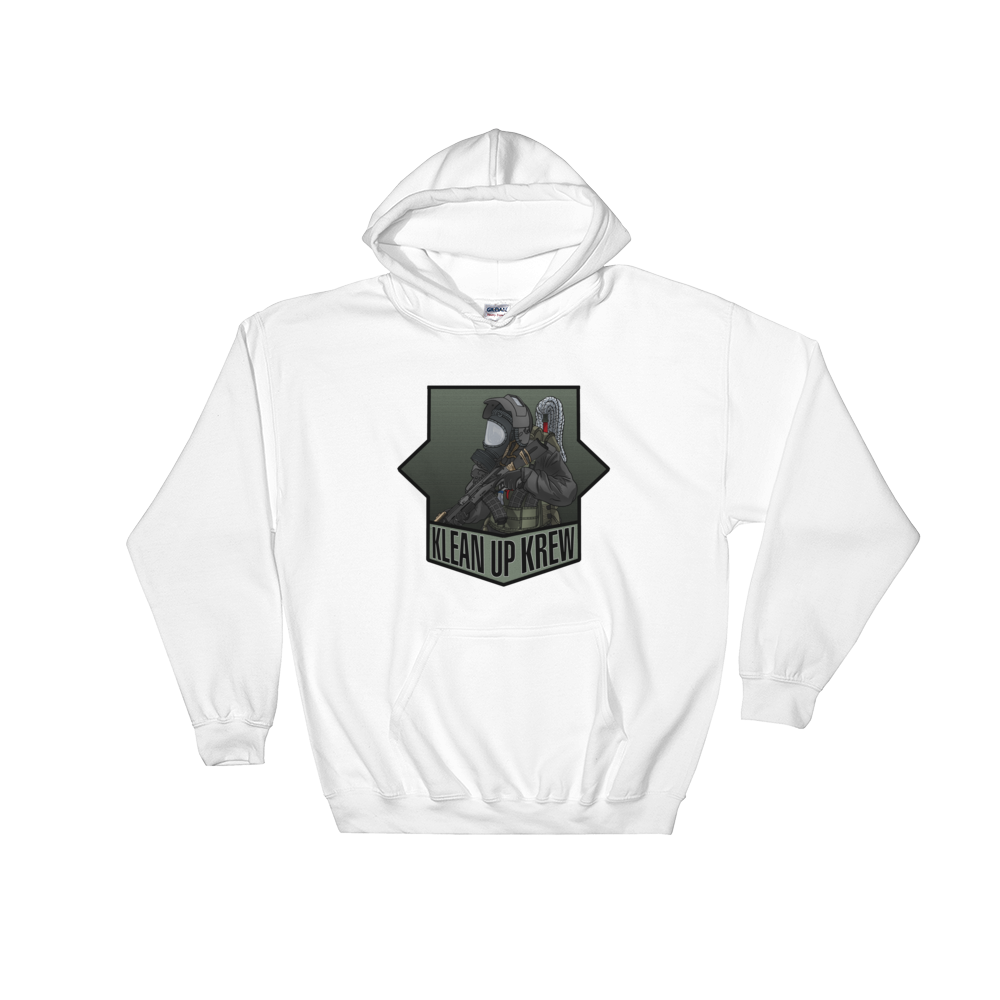 Klean Up Krew Hooded Sweatshirt