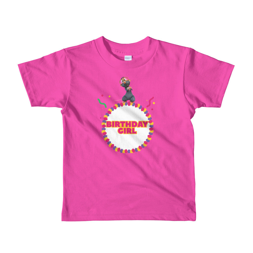 Birthday Girl Infant Toddler Tee - Official Booba Apparel