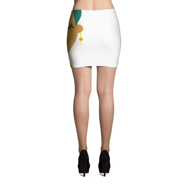 Hanan Beauty Mini Skirt