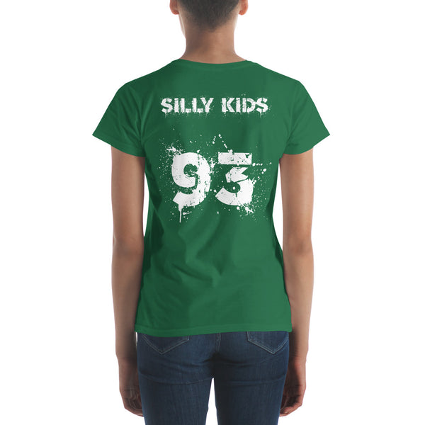 Janoskians Silly Kids Limited Apparel - Women's short sleeve Jersey t-shirt