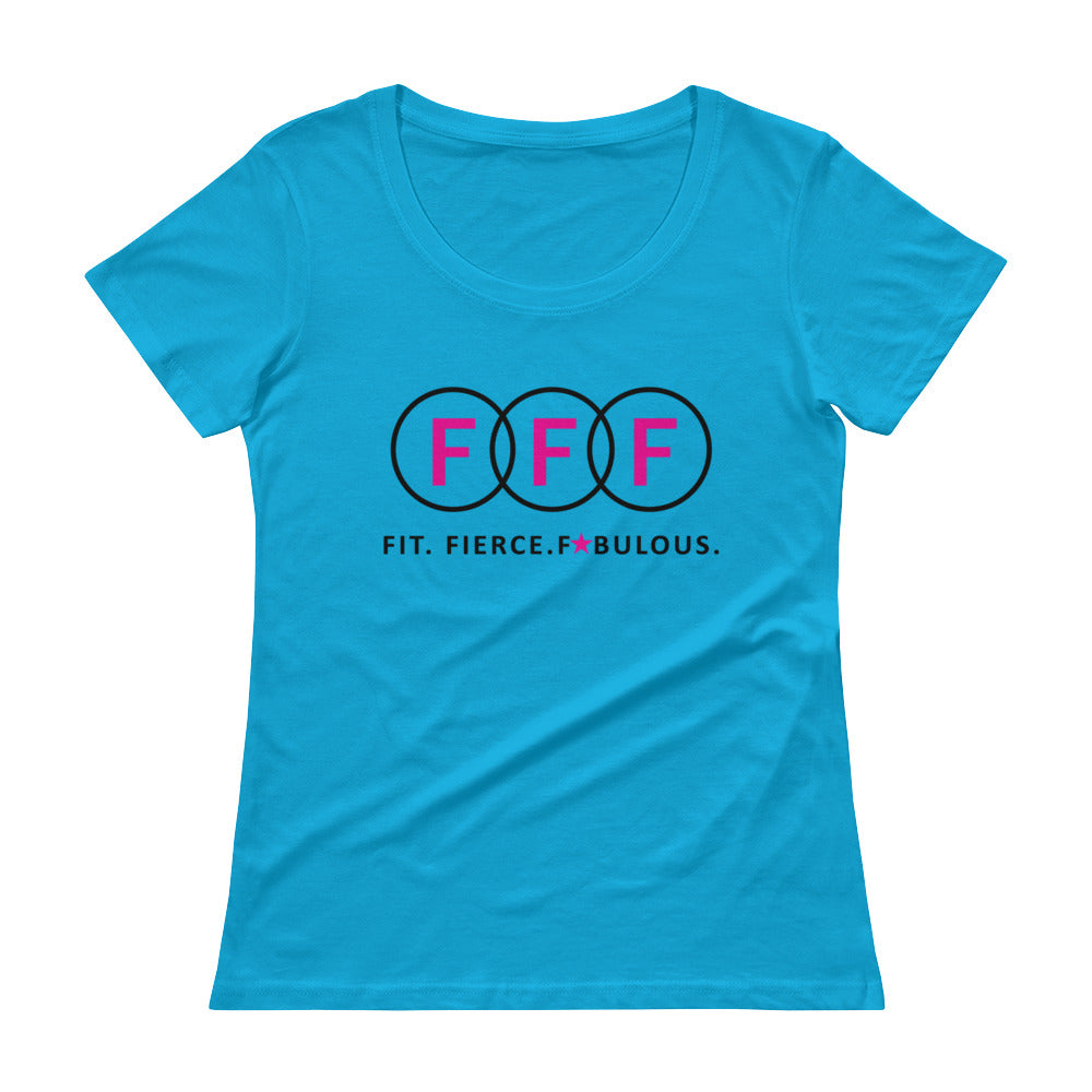 Matching Mom T-Shirt - Fit Fierce Fabulous by Tiffany Rothe