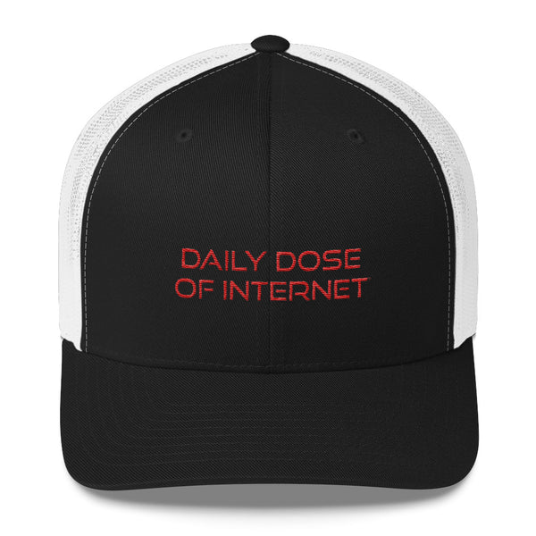 Daily Dose Trucker Cap