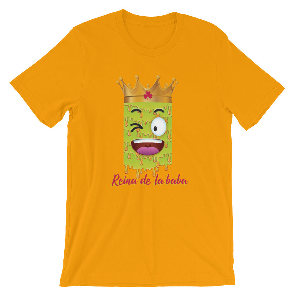 Reina de la baba Short Sleeve T-Shirt by Diver+