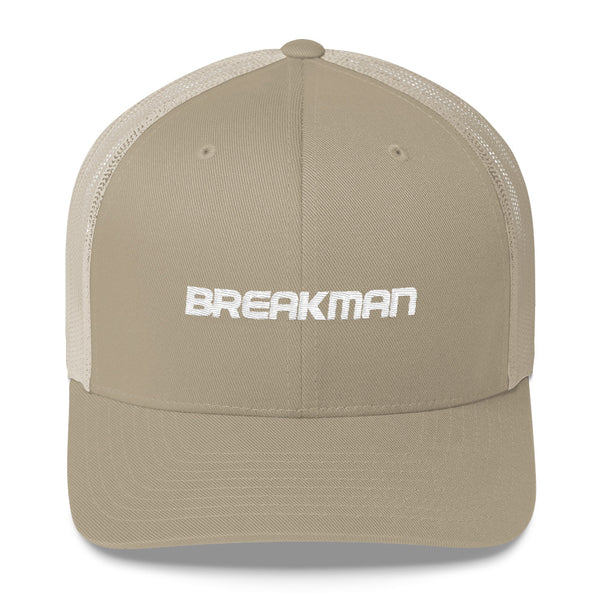 Breakman Trucker Cap