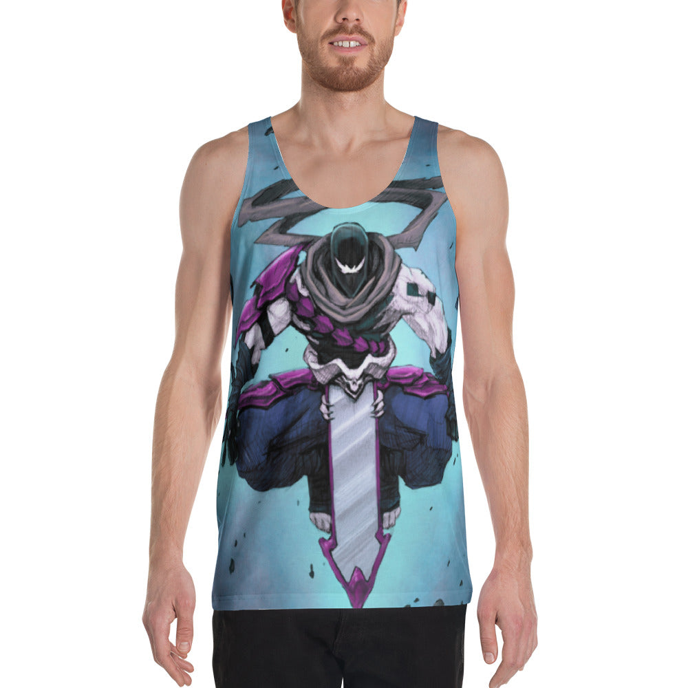 Wraith Floating Unisex Tank by Sycra