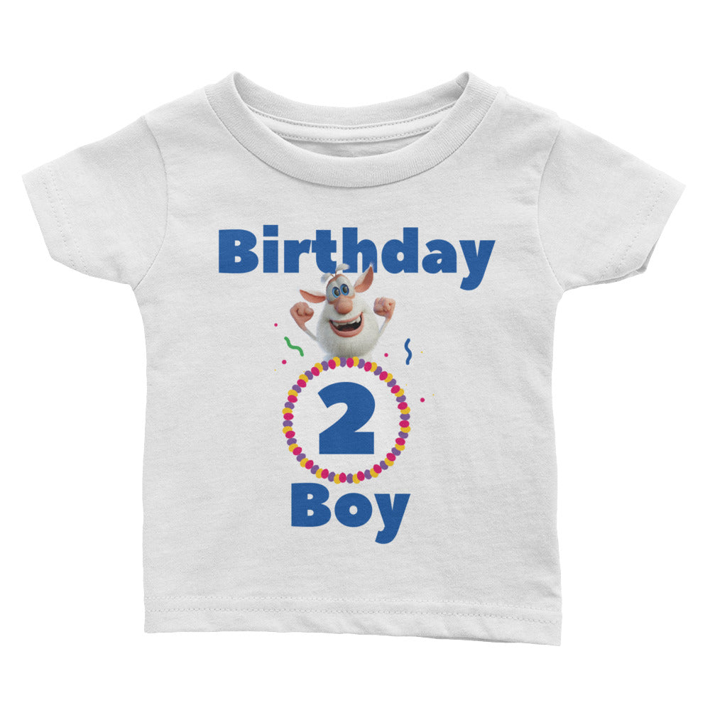 Birthday Boy Infant-Toddler Tee
