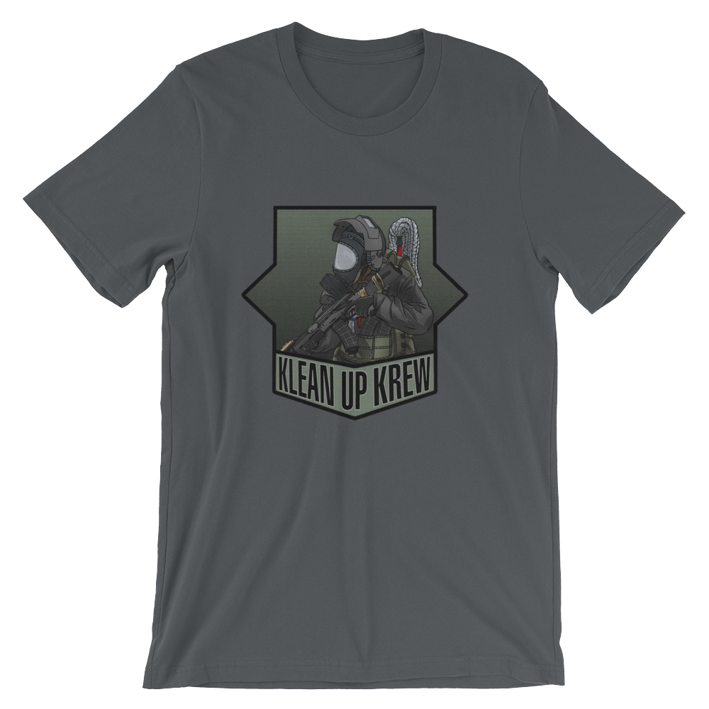 Klean Up Krew Short-Sleeve Unisex T-Shirt
