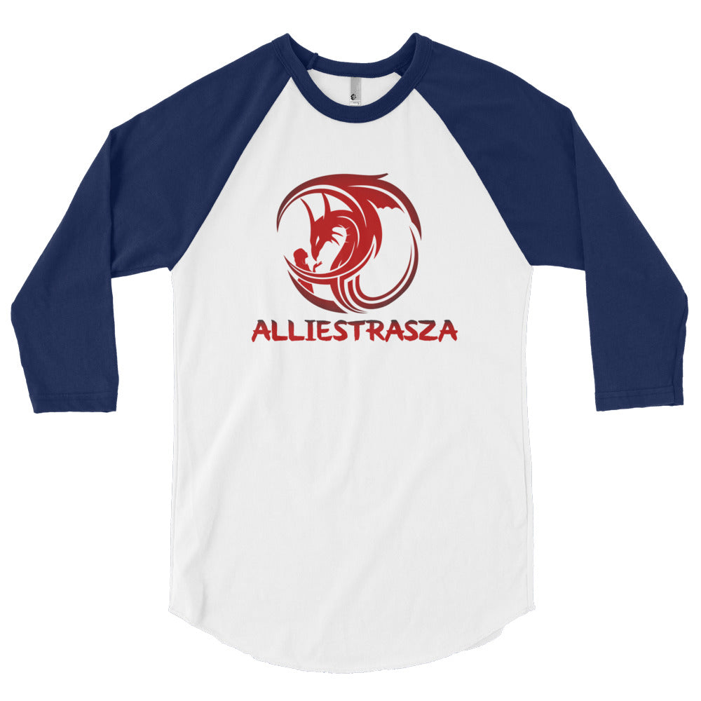 Alliestrasza 3/4 sleeve - Red Dragon