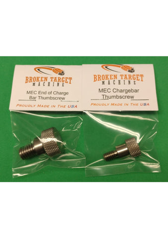 MEC Charge Bar Thumbscrew Set