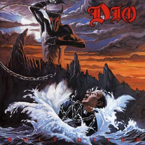 "Dio ""Holy Diver"" CD"