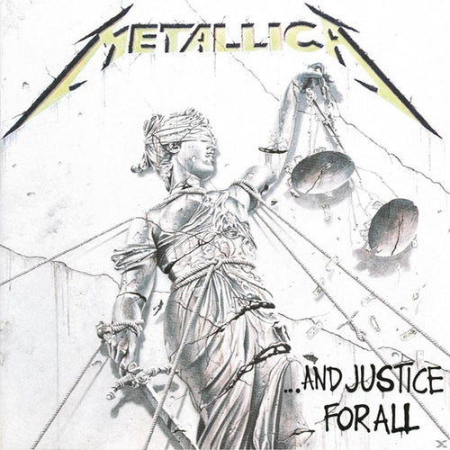 "Metallica ""...And Justice For All"""