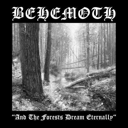 "Buy – Behemoth ""And The Forests Dream Eternally"" 12"" – Band & Music Merch – Massacre Merch"