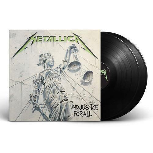 "Metallica ""...And Justice For All"" 2x12"""