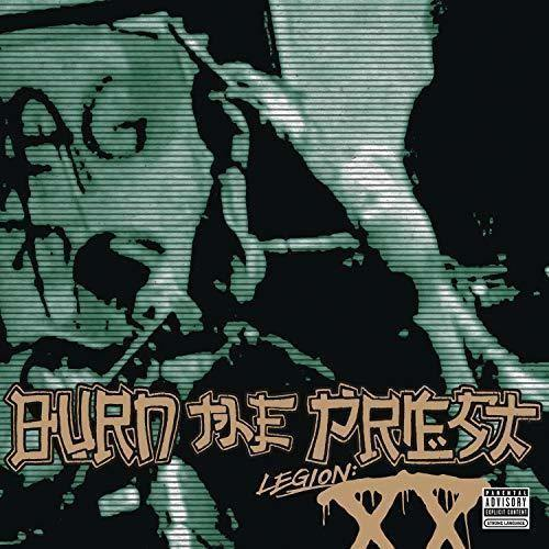 "Buy – Burn The Priest ""Legion: XX"" 12"" – Band & Music Merch – Massacre Merch"