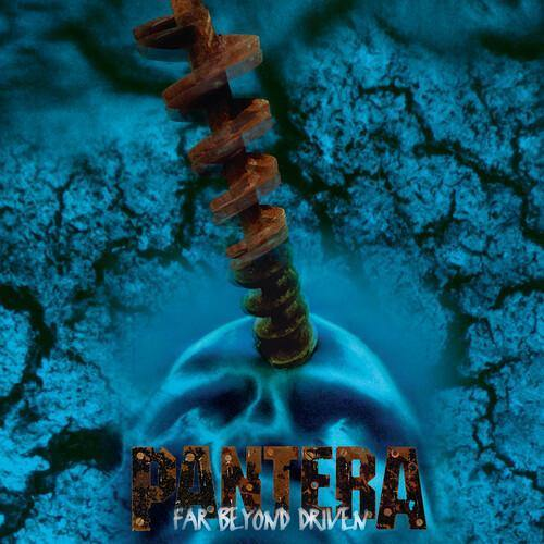 "Buy – Pantera ""Far Beyond Driven"" 12"" – Band & Music Merch – Massacre Merch"