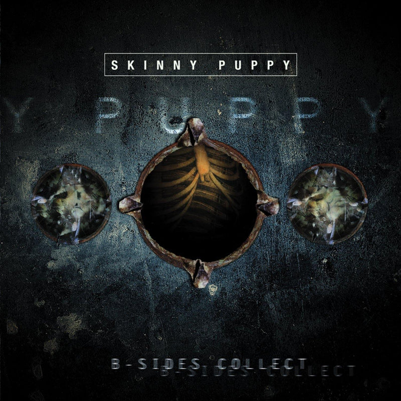 "Skinny Puppy ""B Sides Collect"" CD"