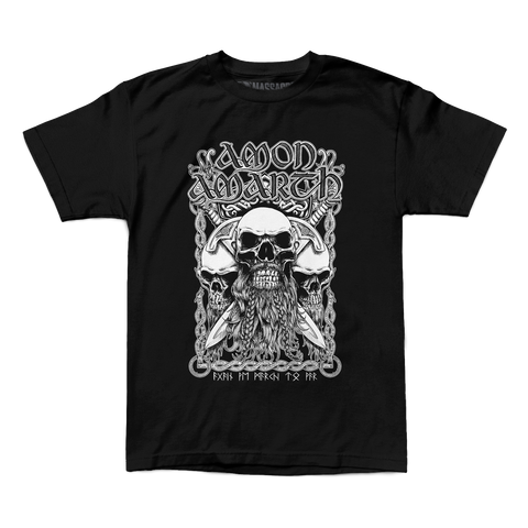 "Amon Amarth ""Bearded Skull"" Shirt"