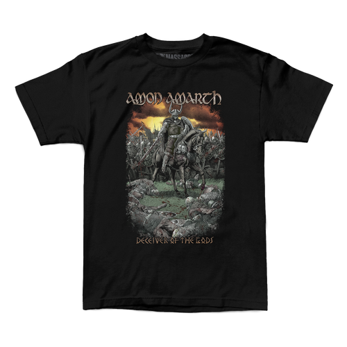 "Buy – Amon Amarth ""Deceiver"" Shirt – Band & Music Merch – Massacre Merch"