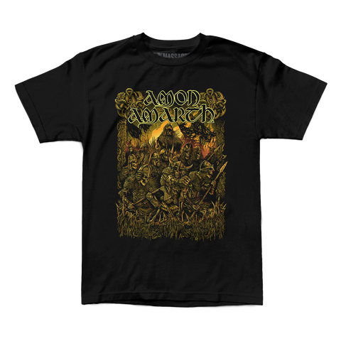 "Amon Amarth ""Loki"" Shirt"