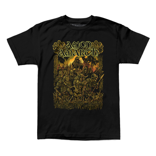 "Buy – Amon Amarth ""Loki"" Shirt – Band & Music Merch – Massacre Merch"