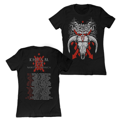 "Arkona ""Bull Tour"" Womens Shirt"