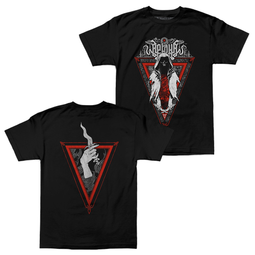 "Buy Now – Arkona ""Wavy Knife"" Shirt – Massacre Merch"