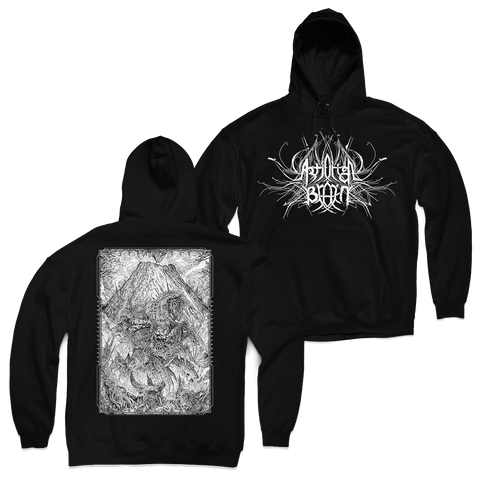 "Artificial Brain ""Mountain"" Hoodie"