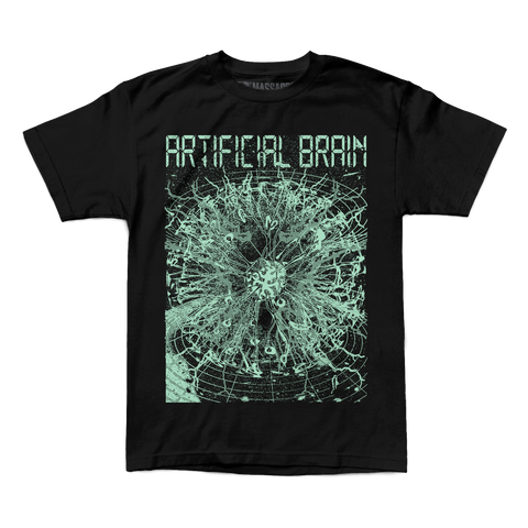 "Artificial Brain ""Digital"" Shirt"