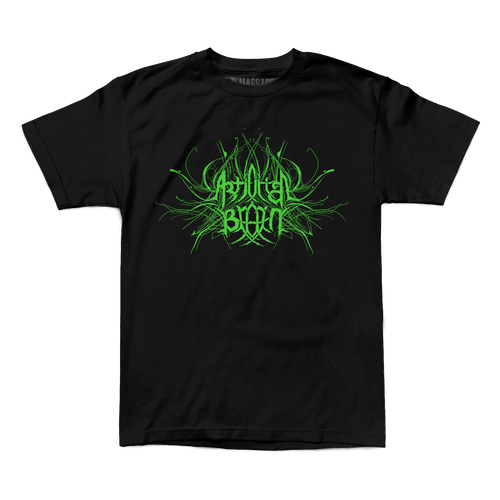 "Buy – Artificial Brain ""Filligree"" Shirt – Band & Music Merch – Massacre Merch"