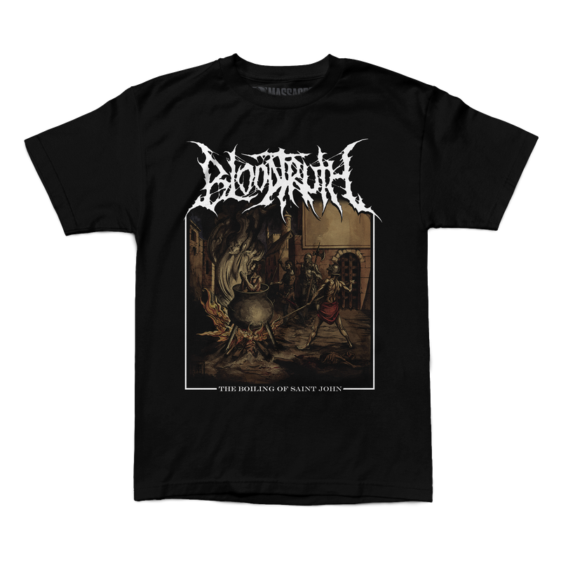 "Bloodtruth ""Boiled"" Shirt"