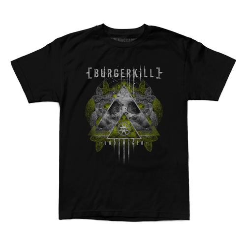 "Burgerkill ""Undamaged"" Shirt"