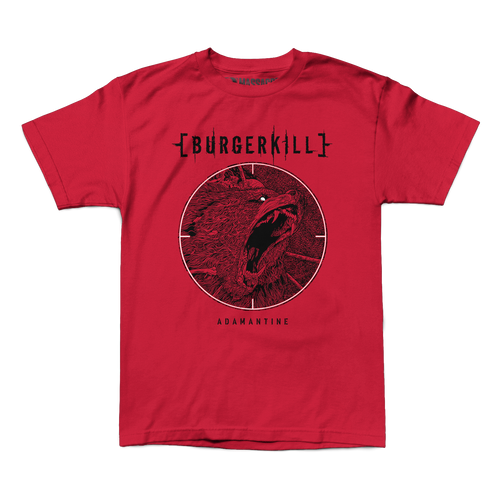 "Buy – Burgerkill ""Adamantine"" Shirt – Band & Music Merch – Massacre Merch"