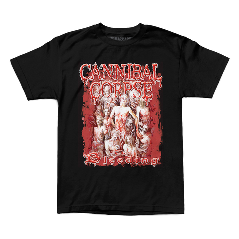 "Cannibal Corpse ""The Bleeding"" Shirt"